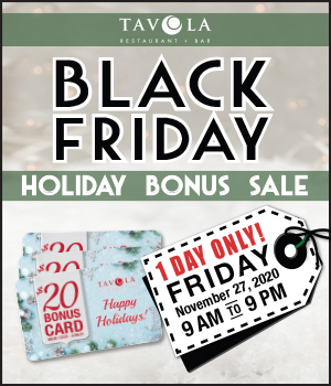 Black Friday Bonus Card Sale